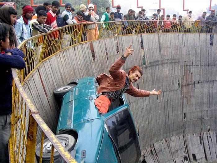 קיר המוות בהודו