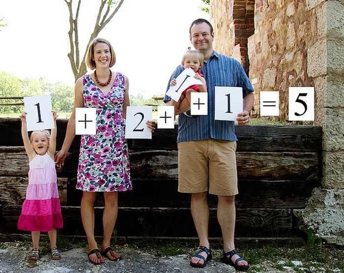 איך לספר לעולם שאתם בהריון - תמונות מתוקות!