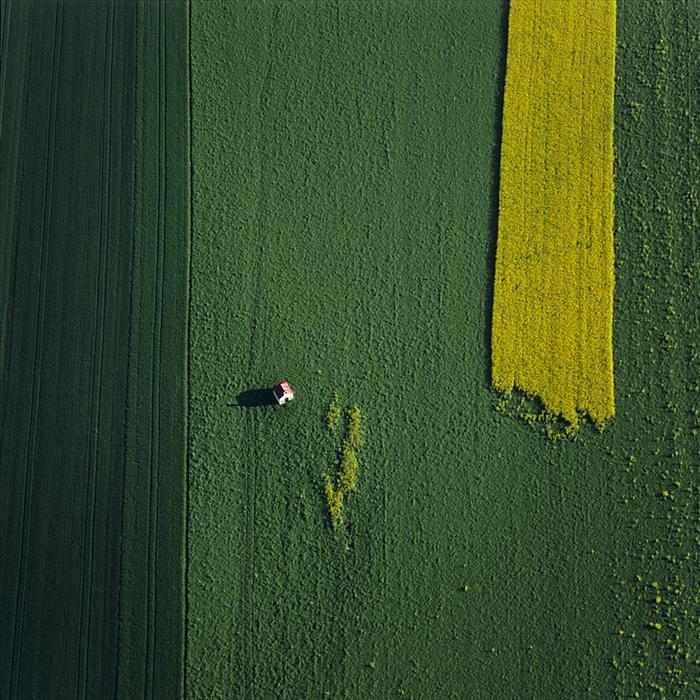 תמונות אוויריות מדהימות
