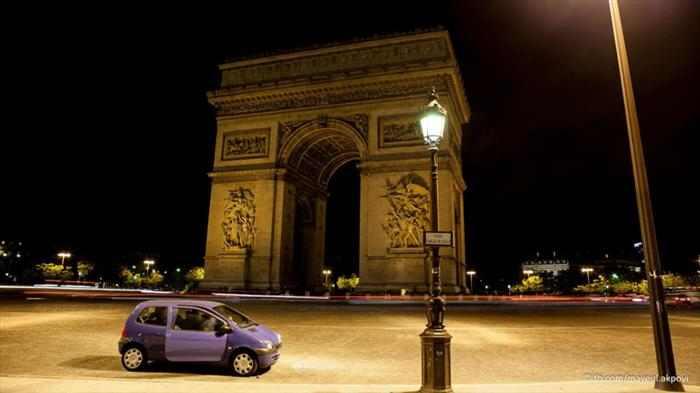תמונות של פריז באיכות גבוהה