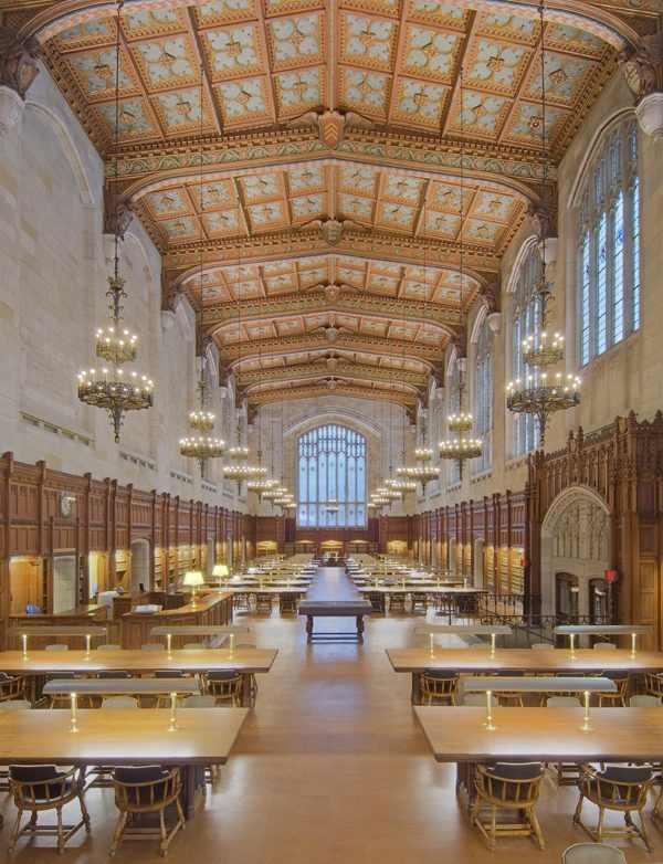 10 ספריות יפות מהעולם
