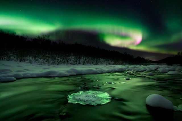 תמונות מדהימות מנורבגיה, עם שמות האתרים
