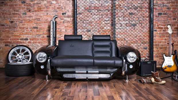 עיצובים מיוחדים מחלקי מכוניות