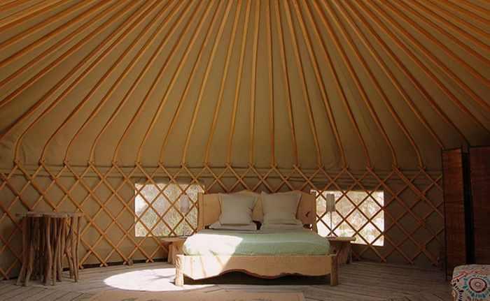 אוהלים 5 כוכבים