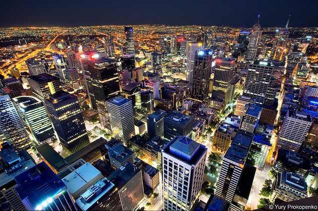 תמנות מדהימות ממלבורן אוסטרליה