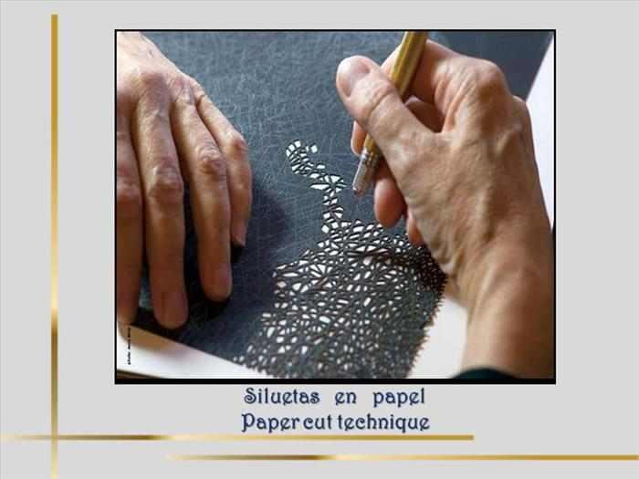 חיתוך נייר