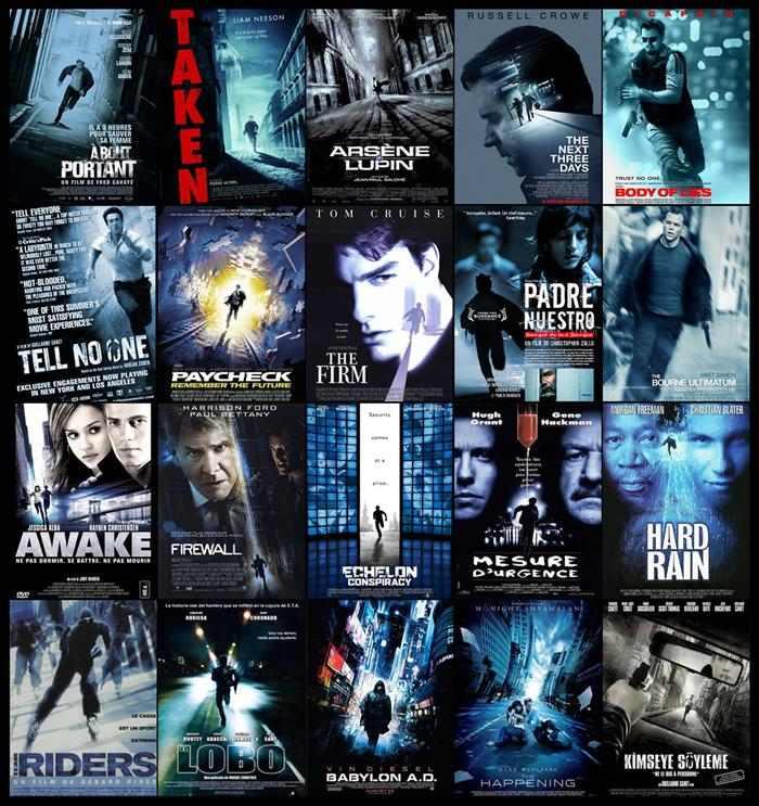 עטיפות של סרטים