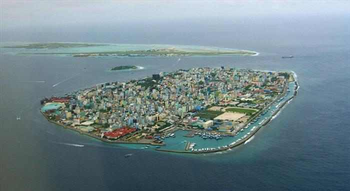 10 האיים הכי צפופים בעולם