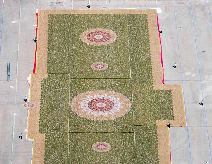 שטיח בעבודת יד