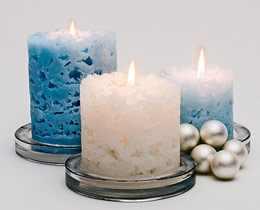 נרות קרח
