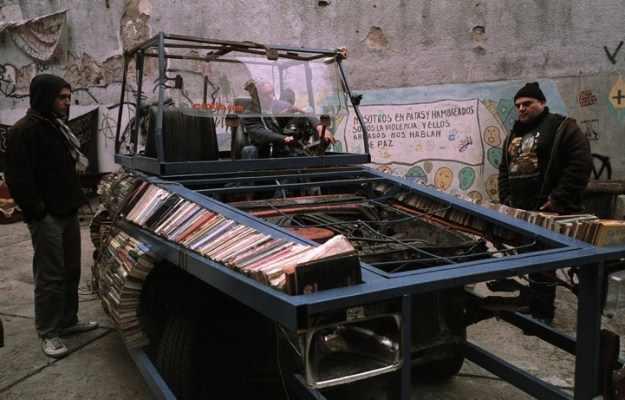 ספרייה ניידת בארגנטינה