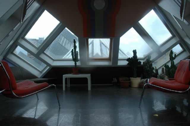 בתי קובייה בהולנד