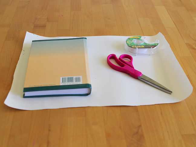 איך לעטוף ספרים לבית הספר?