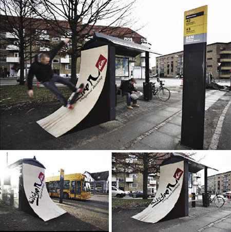 תחנות אוטובוס מיוחדות מכל העולם