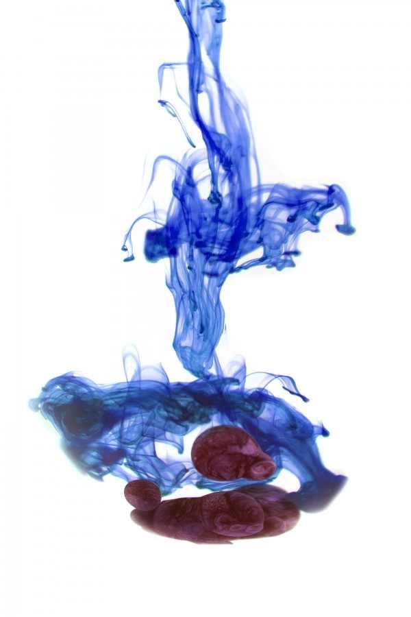 תמונות של מים וצבע