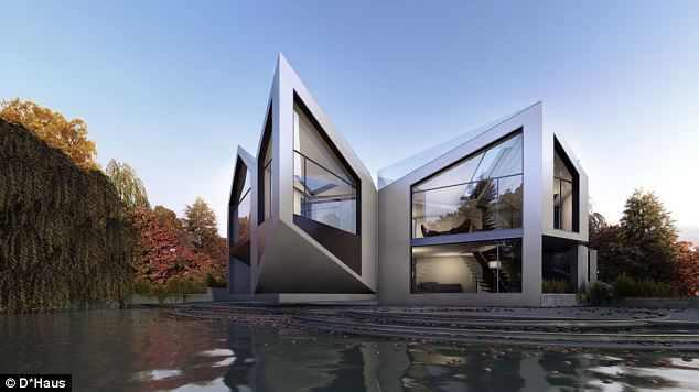 הבית המתקפל - המצאה גאונית