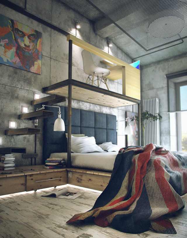 חדרים מעוצבים בצורה מדהימה