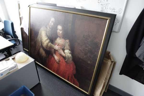 מדפסת תלת מימד מיוחדת משחזרת אמנות קלאסית