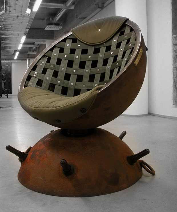 רהיטים ממוקשים