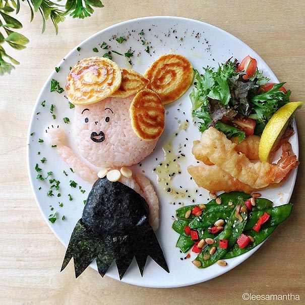 עיצובי אוכל