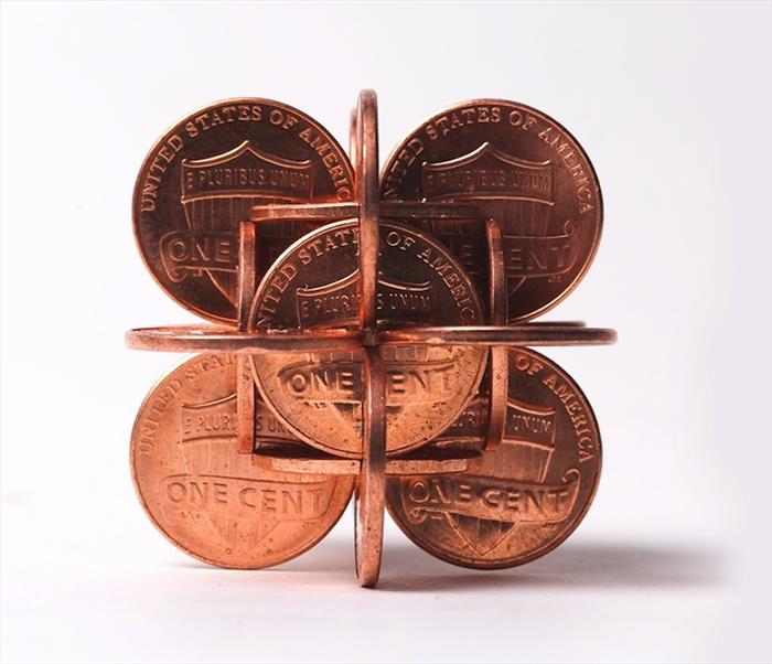 יצירות במטבעות