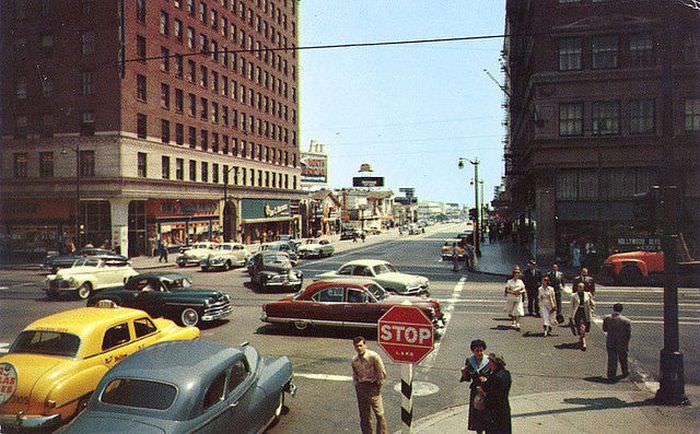 לוס אנג'לס - תמונות היסטוריות