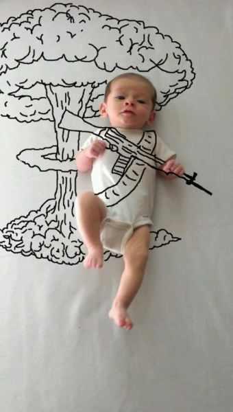 תמונות מתוקות של תינוק