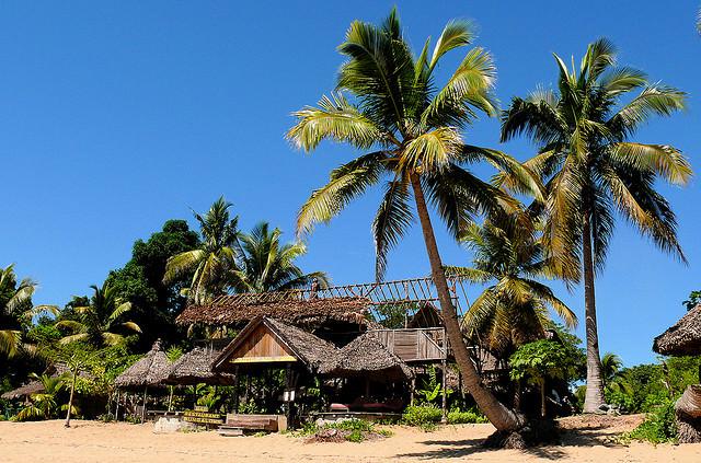האיים המדהימים באפריקה
