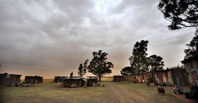 צריפי העוני באפריקה שהפכו למלון לעשירים