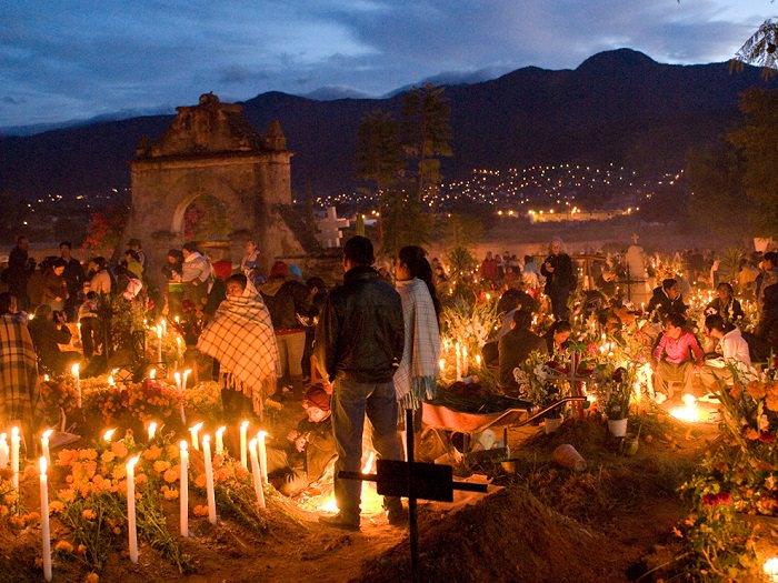 יום המתים במקסיקו