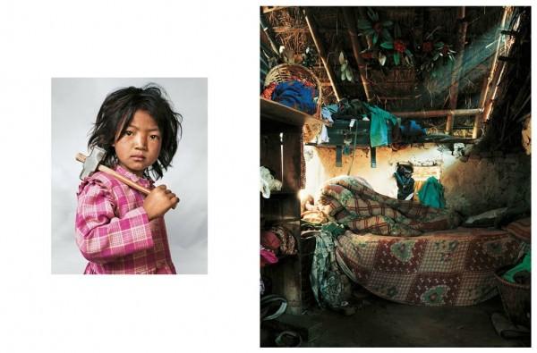 כך נראים חדריהם של ילדים מארצות שונות