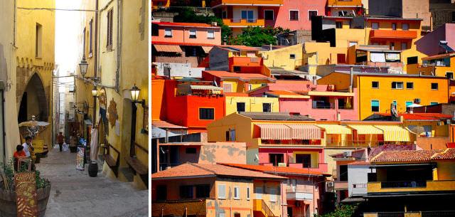 עיירות יפות באיטליה