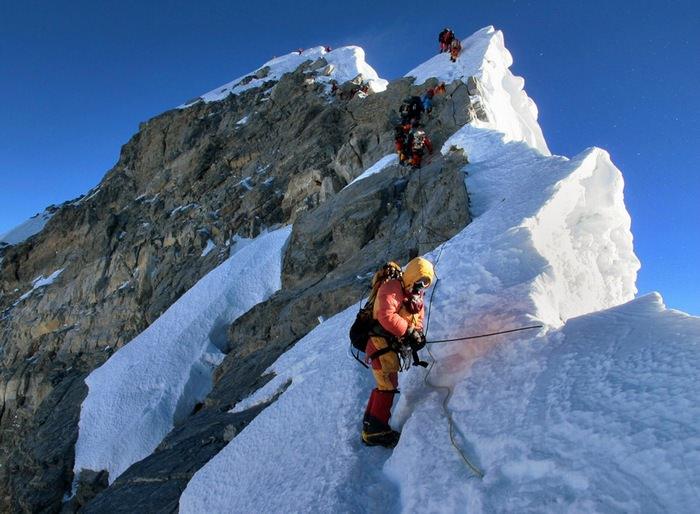 מטפסי הרים