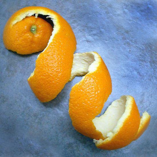 תפוזים קליפות