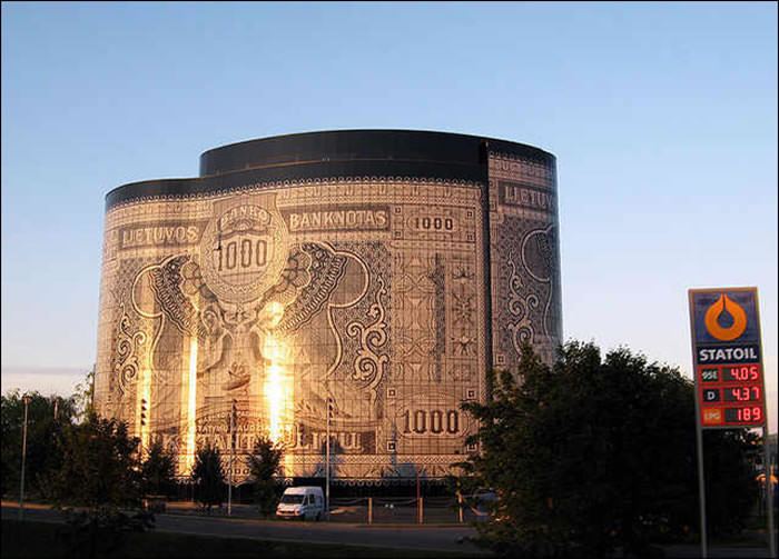 המבנים הארכיטקטוניים המדהימים בעולם