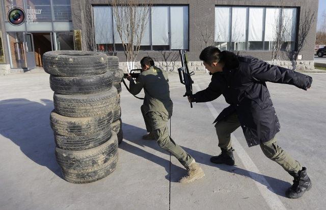 בית הספר לשומרי ראש בסין