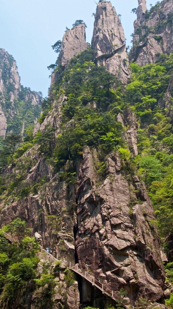 מסלולי ההרים מדהימים ביופיים