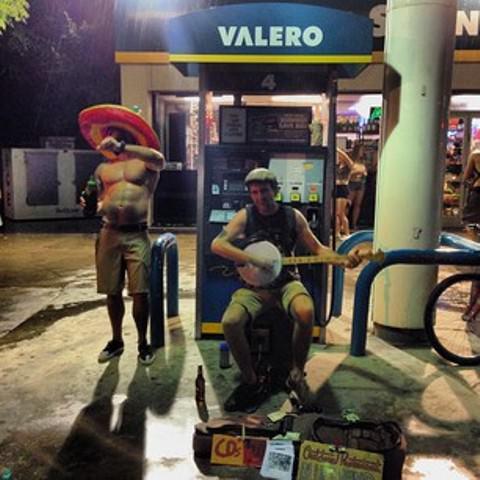 הדברים שקורים רק בטקסס - תמונות מצחיקות!