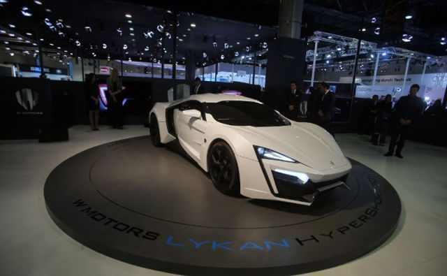 המכונית הכי יקרה בעולם מתוצרת לבנון