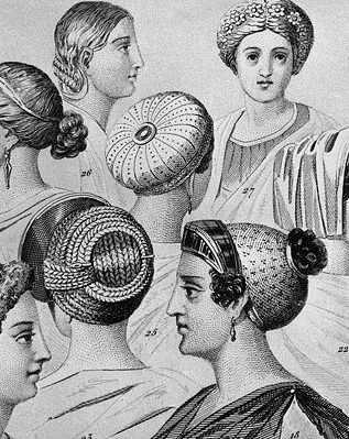 ההיסטוריה של השיער