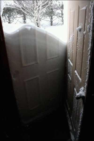 סופת שלג בארה'ב