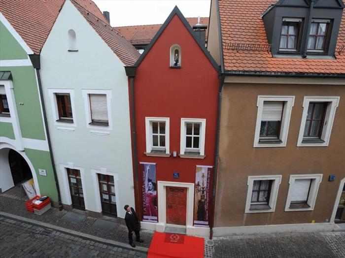 המלון הקטן בעולם
