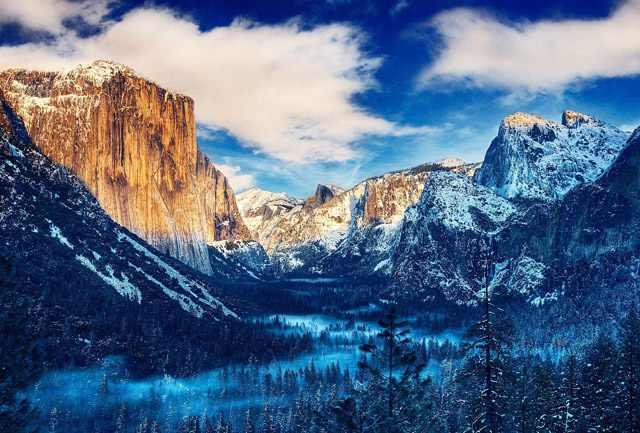 תמונות של נופים מדהימים