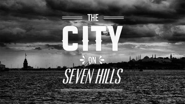 עיר וטיפוגרפיה - תמונות יפות מהעולם!