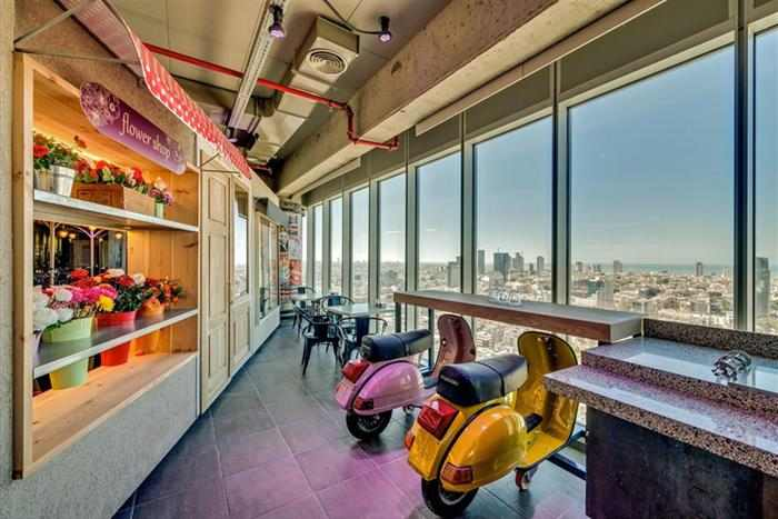 משרדי גוגל בתל אביב, ישראל