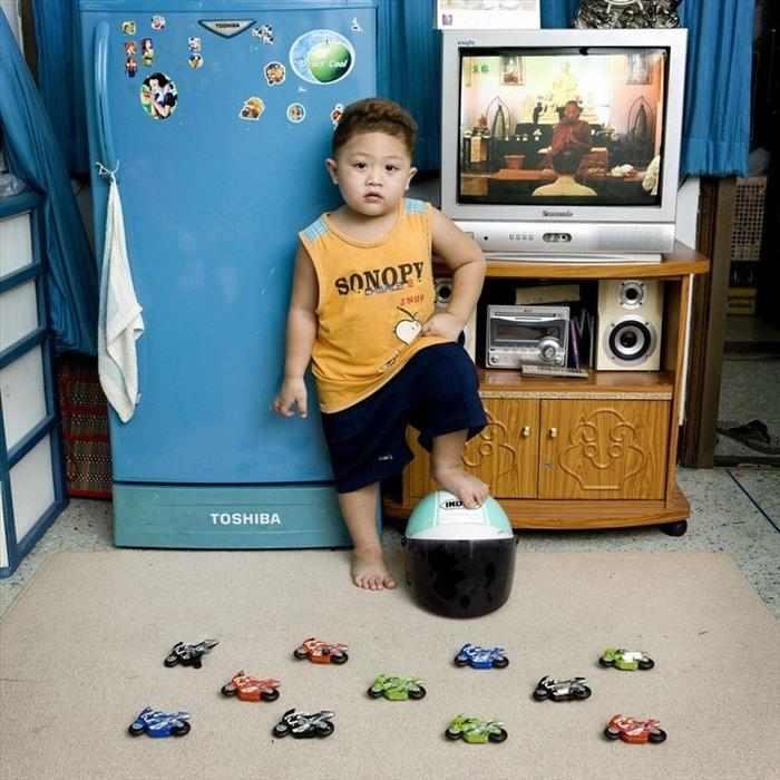ילדים וצעצועים