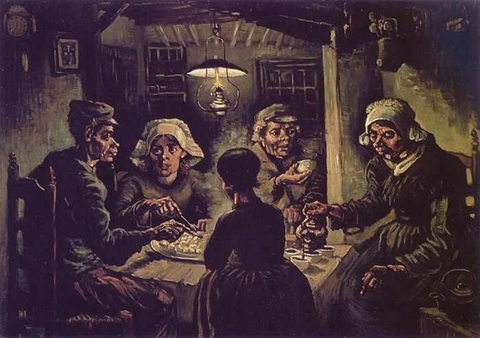 הציורים הראשונים של האמנים המפורסמים!