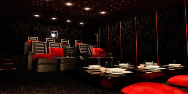 מערכות קולנוע ביתיות מדהימות