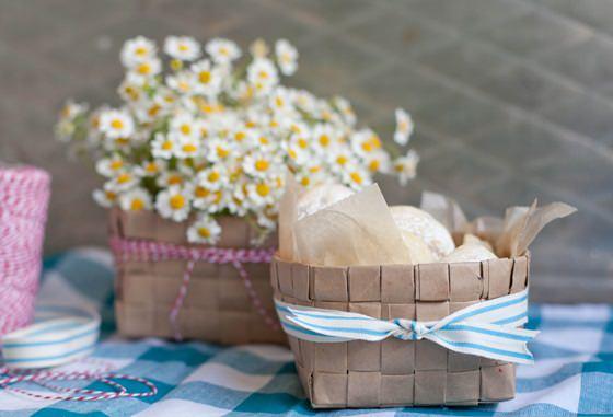 איך להכין טנא מקסים בעבודת יד לחג השבועות