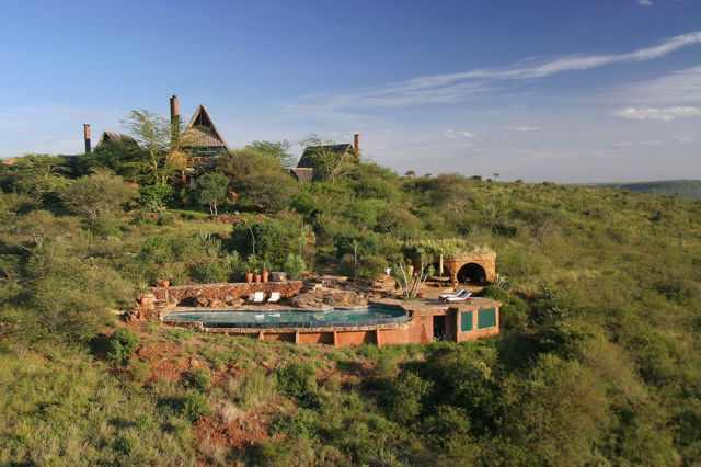 בית מלון מדהים בקניה